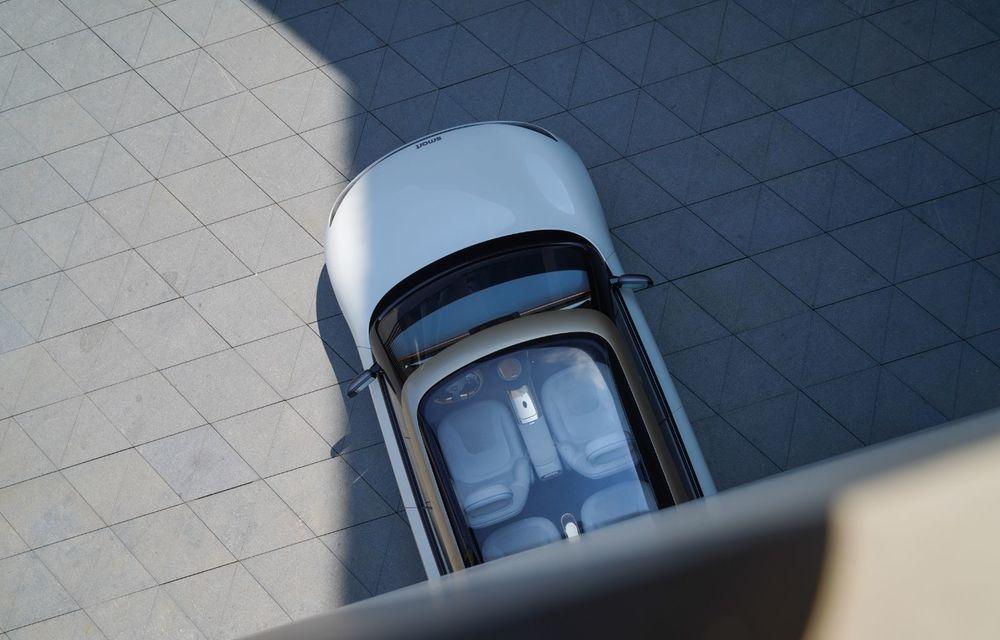 Smart prezintă Concept #1, prototipul ce prefigurează un viitor SUV electric - Poza 5