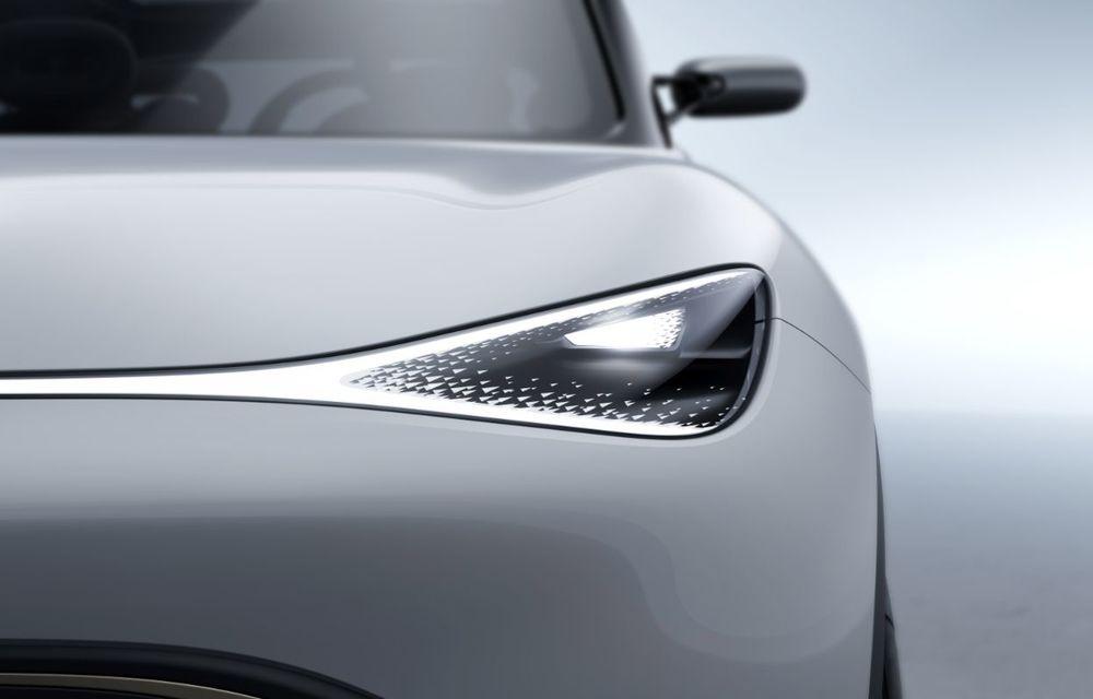 Smart prezintă Concept #1, prototipul ce prefigurează un viitor SUV electric - Poza 10
