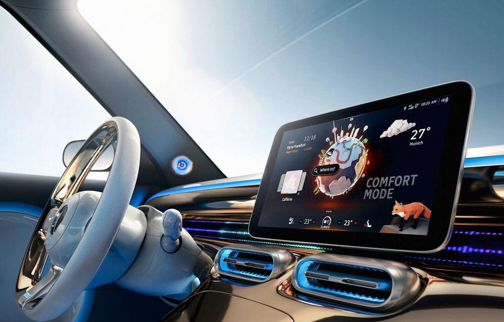 Smart prezintă Concept #1, prototipul ce prefigurează un viitor SUV electric - Poza 15