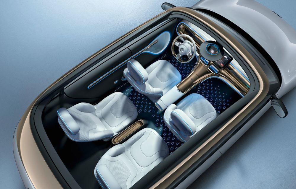 Smart prezintă Concept #1, prototipul ce prefigurează un viitor SUV electric - Poza 18