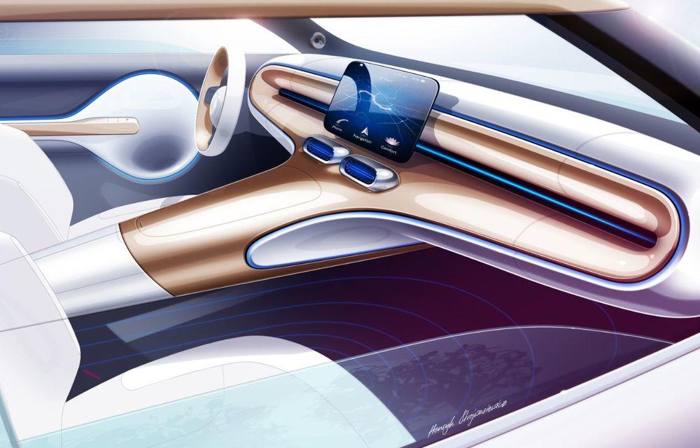 Smart prezintă Concept #1, prototipul ce prefigurează un viitor SUV electric - Poza 24