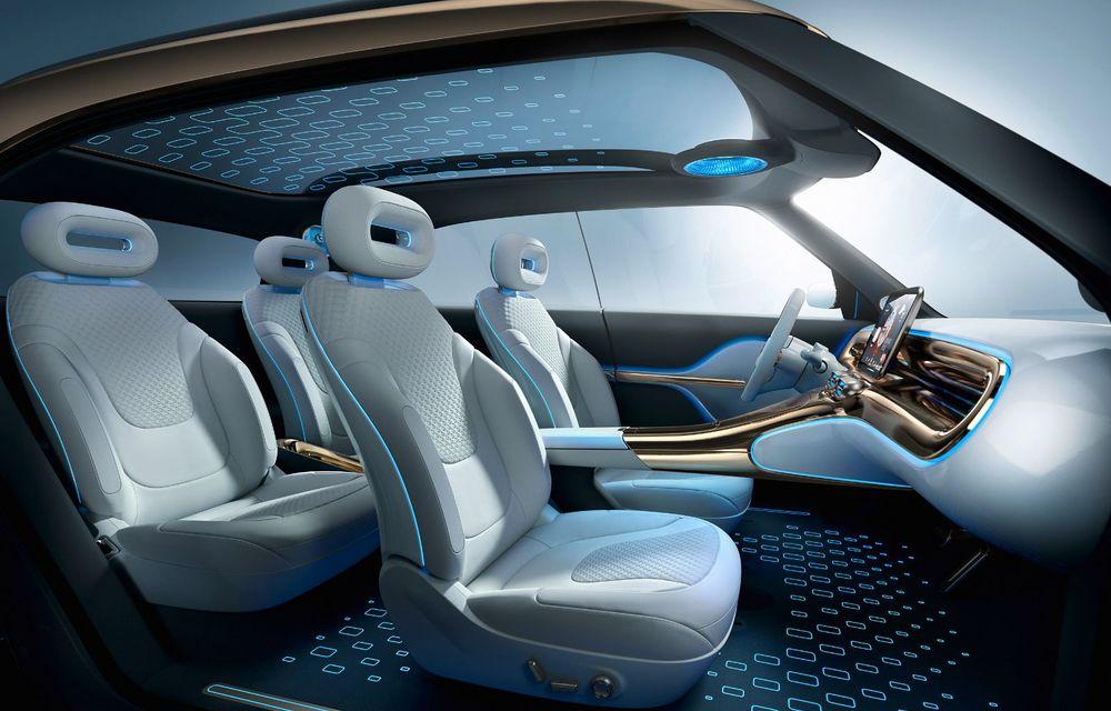 Smart prezintă Concept #1, prototipul ce prefigurează un viitor SUV electric - Poza 17