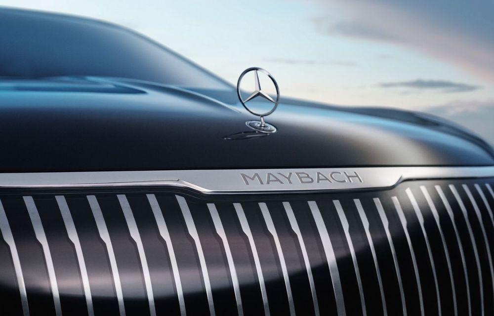 Conceptul Mercedes-Maybach EQS SUV anunță un viitor SUV de lux cu zero emisii. Debutează în 2023 - Poza 5