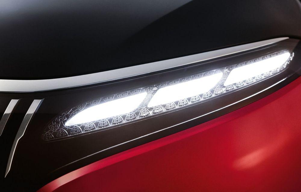 Conceptul Mercedes-Maybach EQS SUV anunță un viitor SUV de lux cu zero emisii. Debutează în 2023 - Poza 15