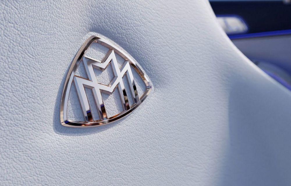 Conceptul Mercedes-Maybach EQS SUV anunță un viitor SUV de lux cu zero emisii. Debutează în 2023 - Poza 11