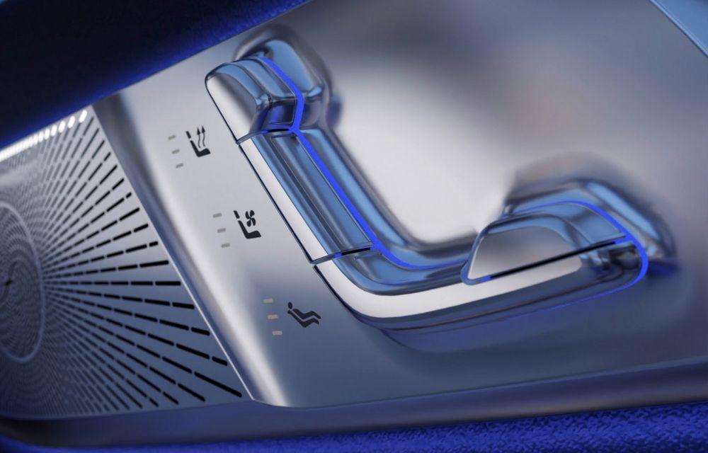 Conceptul Mercedes-Maybach EQS SUV anunță un viitor SUV de lux cu zero emisii. Debutează în 2023 - Poza 14