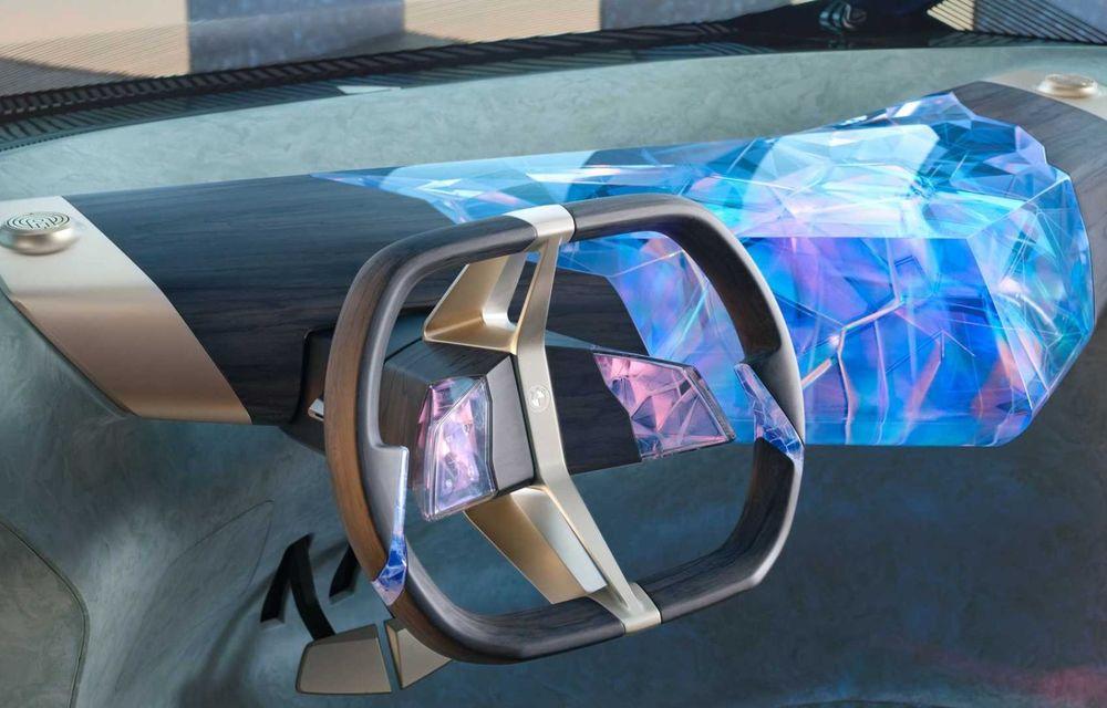 OFICIAL: BMW lansează i Vision Circular, un concept 100% reciclabil - Poza 10