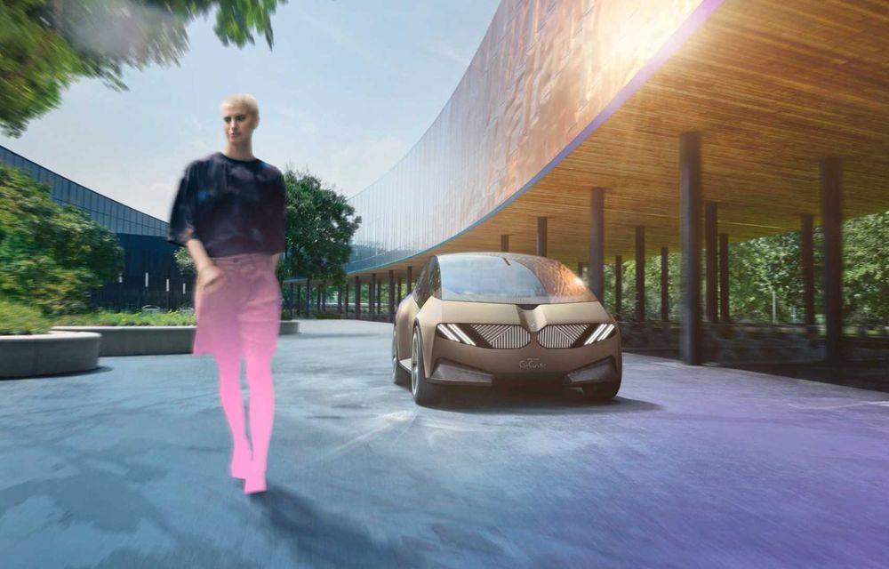 OFICIAL: BMW lansează i Vision Circular, un concept 100% reciclabil - Poza 4