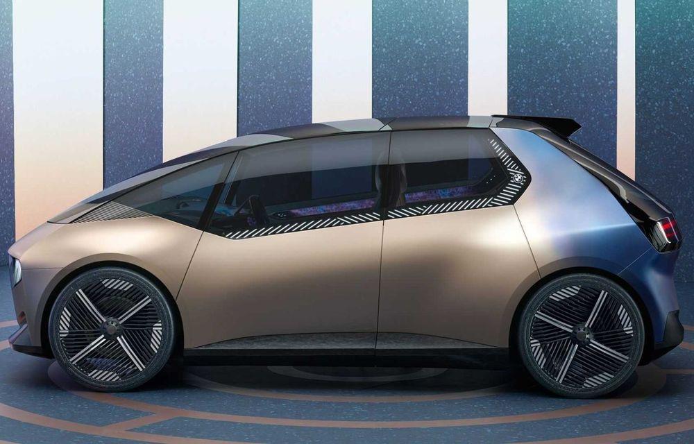 OFICIAL: BMW lansează i Vision Circular, un concept 100% reciclabil - Poza 5
