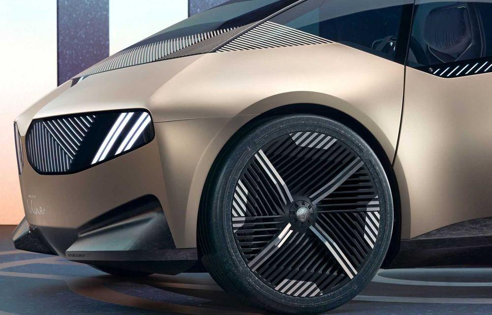 OFICIAL: BMW lansează i Vision Circular, un concept 100% reciclabil - Poza 16