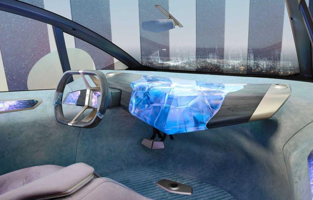 OFICIAL: BMW lansează i Vision Circular, un concept 100% reciclabil - Poza 11