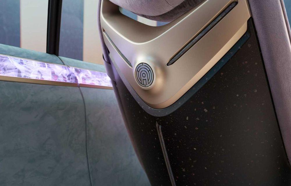 OFICIAL: BMW lansează i Vision Circular, un concept 100% reciclabil - Poza 13
