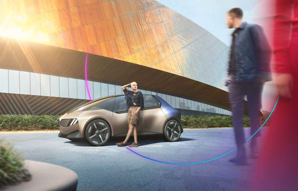 OFICIAL: BMW lansează i Vision Circular, un concept 100% reciclabil - Poza 3