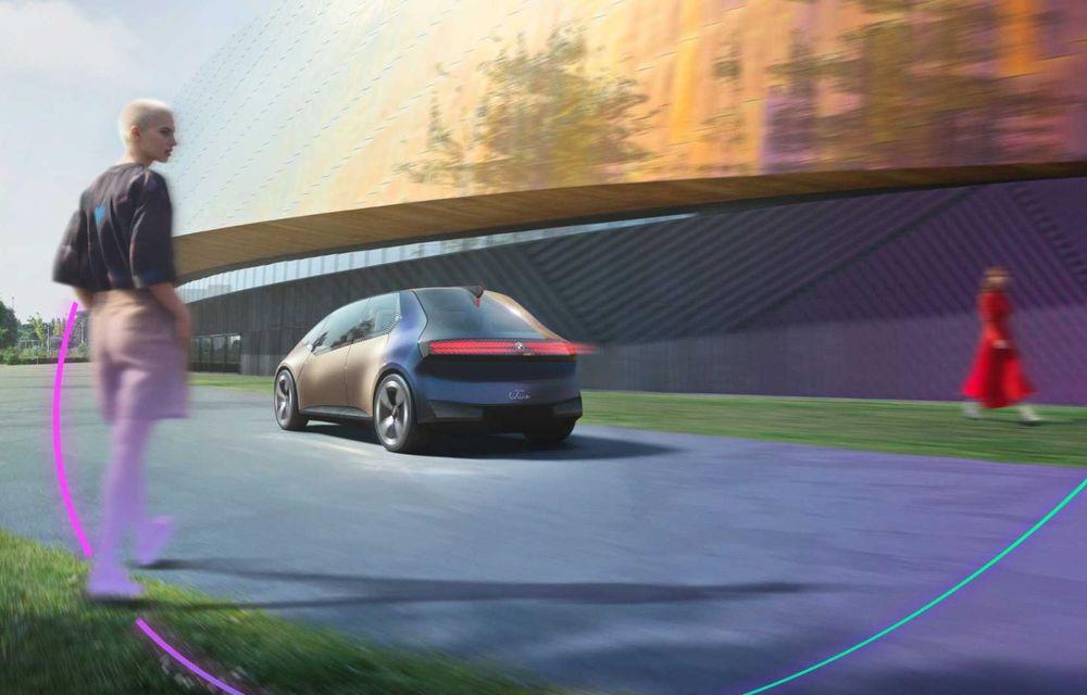OFICIAL: BMW lansează i Vision Circular, un concept 100% reciclabil - Poza 7
