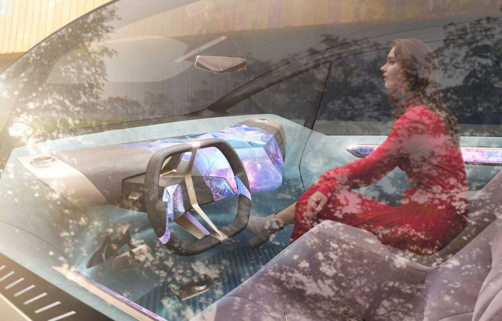OFICIAL: BMW lansează i Vision Circular, un concept 100% reciclabil - Poza 14