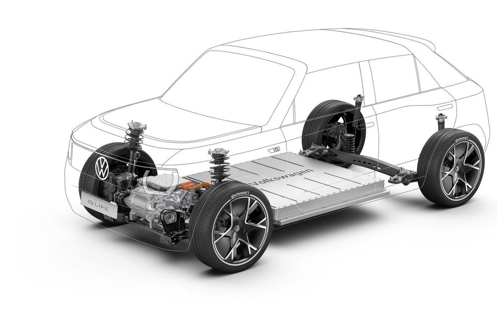 Volkswagen ID.Life anunță un SUV electric cu preț de 20.000 de euro - Poza 19