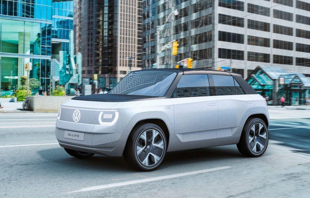 Volkswagen ID.Life anunță un SUV electric cu preț de 20.000 de euro - Poza 5