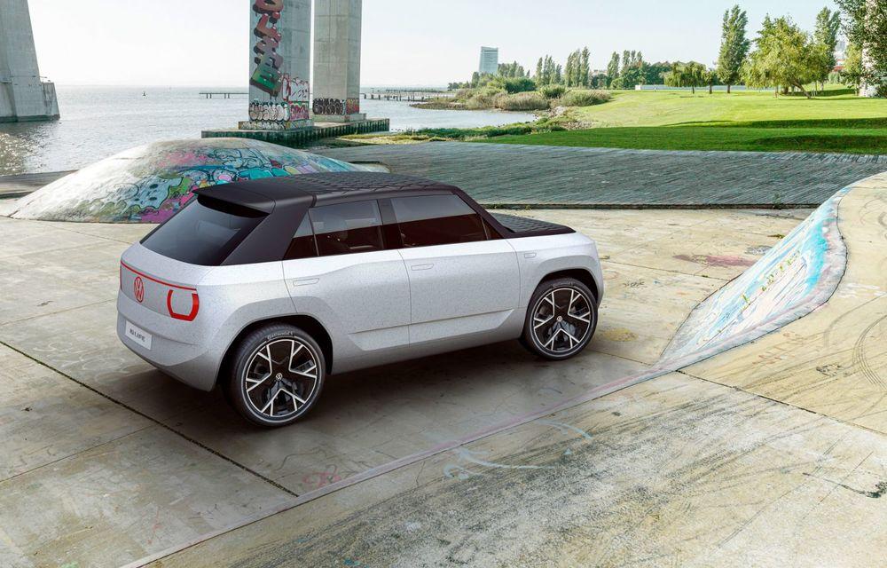 Volkswagen ID.Life anunță un SUV electric cu preț de 20.000 de euro - Poza 8