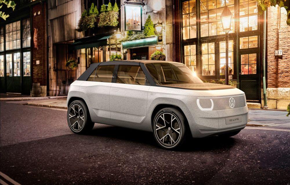 Volkswagen ID.Life anunță un SUV electric cu preț de 20.000 de euro - Poza 4