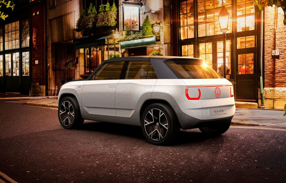 Volkswagen ID.Life anunță un SUV electric cu preț de 20.000 de euro - Poza 9