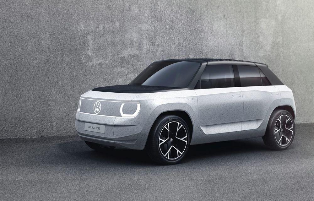 Volkswagen ID.Life anunță un SUV electric cu preț de 20.000 de euro - Poza 6