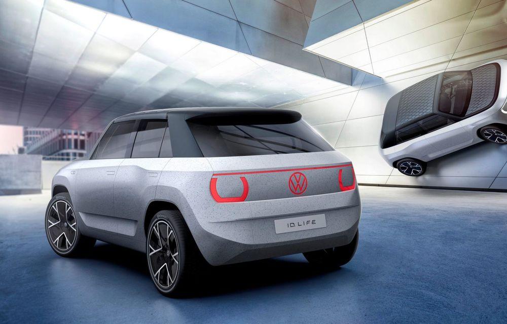 Volkswagen ID.Life anunță un SUV electric cu preț de 20.000 de euro - Poza 11
