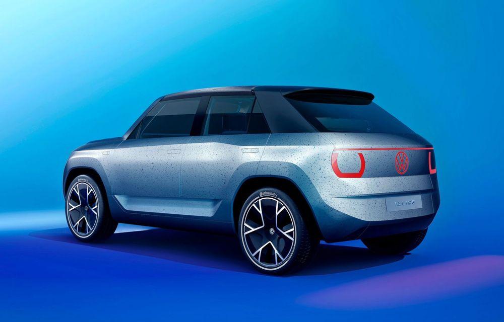 Volkswagen ID.Life anunță un SUV electric cu preț de 20.000 de euro - Poza 2