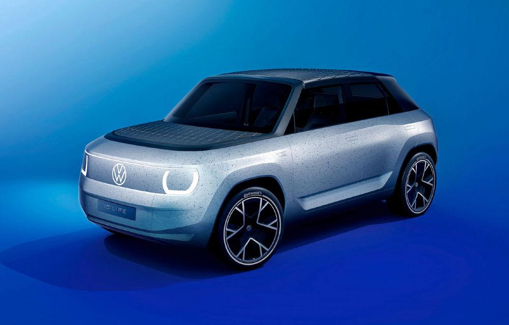 Volkswagen ID.Life anunță un SUV electric cu preț de 20.000 de euro - Poza 1