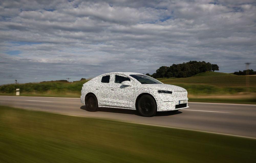 Skoda pregătește o versiune coupe pentru SUV-ul electric Enyaq: autonomie de peste 535 de kilometri - Poza 13