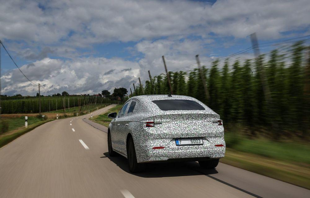 Skoda pregătește o versiune coupe pentru SUV-ul electric Enyaq: autonomie de peste 535 de kilometri - Poza 17