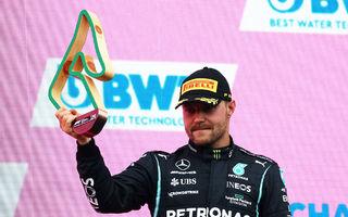 Valtteri Bottas va concura pentru Alfa Romeo începând de anul viitor