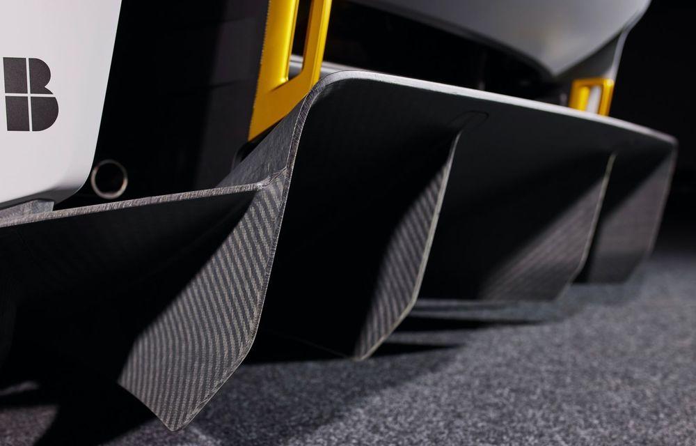 Conceptul electric Porsche Mission R: până la 1.088 CP și 0-100 km/h în 2.5 secunde - Poza 27