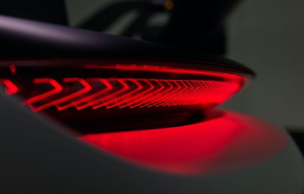 Conceptul electric Porsche Mission R: până la 1.088 CP și 0-100 km/h în 2.5 secunde - Poza 20
