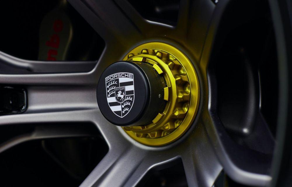 Conceptul electric Porsche Mission R: până la 1.088 CP și 0-100 km/h în 2.5 secunde - Poza 22