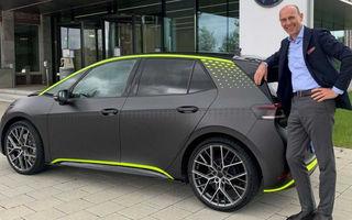 Conceptul Volkswagen ID.X va da naștere unui hot hatch electric de serie