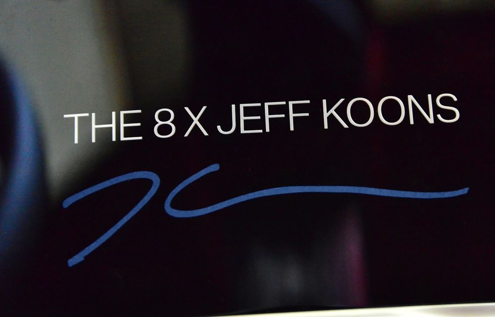 Un nou Art Car: BMW și artistul Jeff Koons creează o ediție specială pentru Seria 8 Gran Coupe - Poza 1