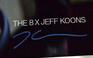 Un nou Art Car: BMW și artistul Jeff Koons creează o ediție specială pentru Seria 8 Gran Coupe