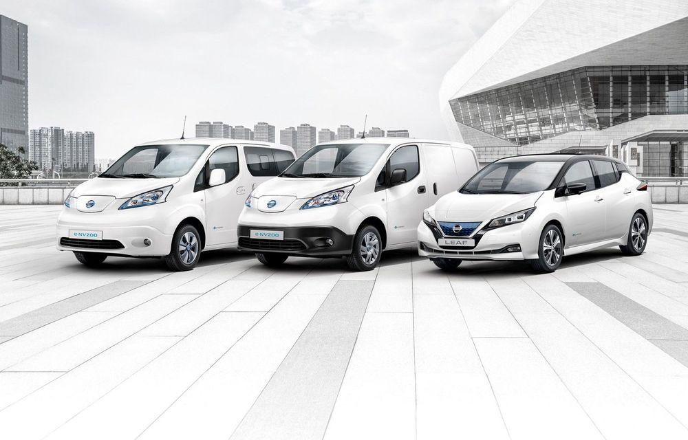 Nissan a atins borna de 250.000 de electrice vândute în Europa - Poza 1