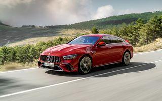Portofoliul de modele al diviziei Mercedes-AMG ar putea fi redus în viitor