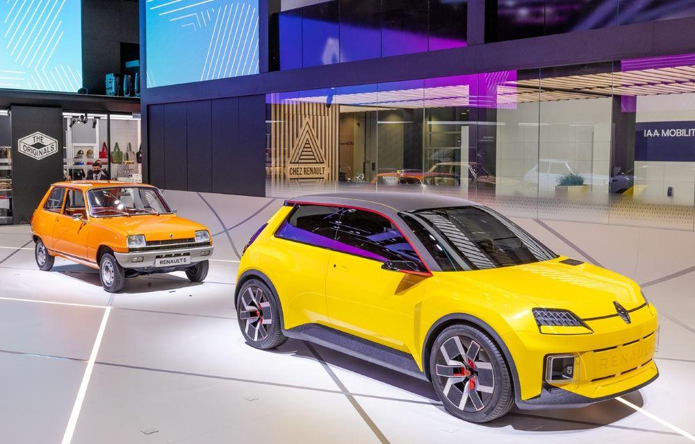 Viitorul Renault 5, cu sistem de propulsie electric, ar putea intra în producție în 2022 - Poza 1
