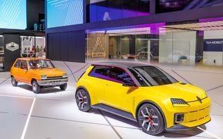 Viitorul Renault 5, cu sistem de propulsie electric, ar putea intra în producție în 2022