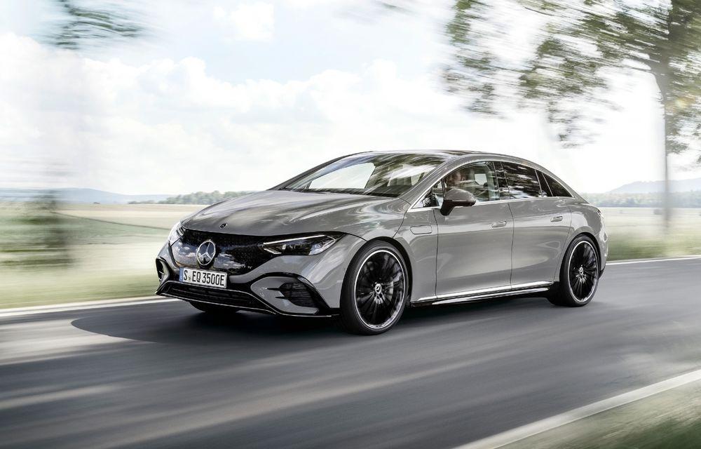 """Șeful de design de la Daimler: """"Electrificarea va duce la dispariția sedanului tradițional"""" - Poza 1"""