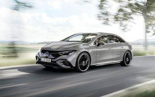 """Șeful de design de la Daimler: """"Electrificarea va duce la dispariția sedanului tradițional"""""""