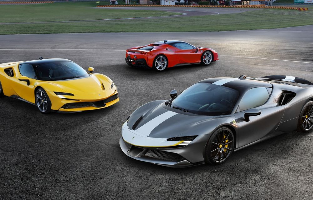 Interzicerea motoarelor termice din 2035: Italia vrea protecție pentru producătorii săi de supercar-uri - Poza 1
