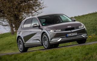 Hyundai Ioniq 5 poate fi văzut pentru prima dată în România în acest weekend