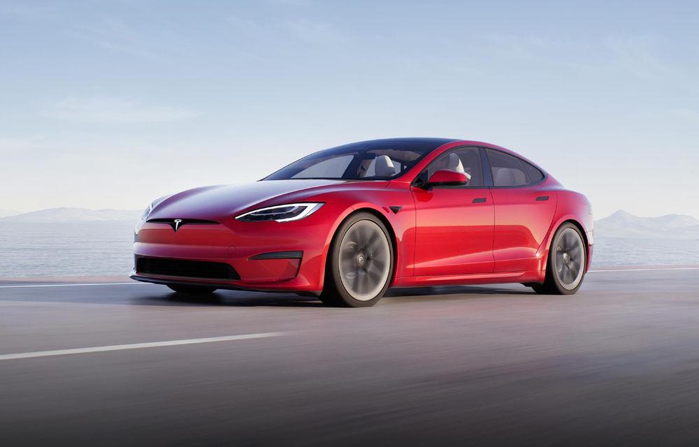 Tesla Model S Plaid a devenit cea mai rapidă electrică de serie de pe Nurburguring - Poza 1