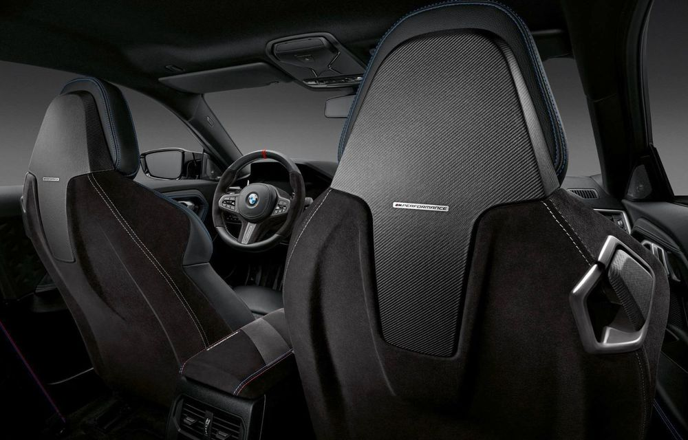 Noul BMW Seria 2 Coupe primește o serie de accesorii M Performance - Poza 20