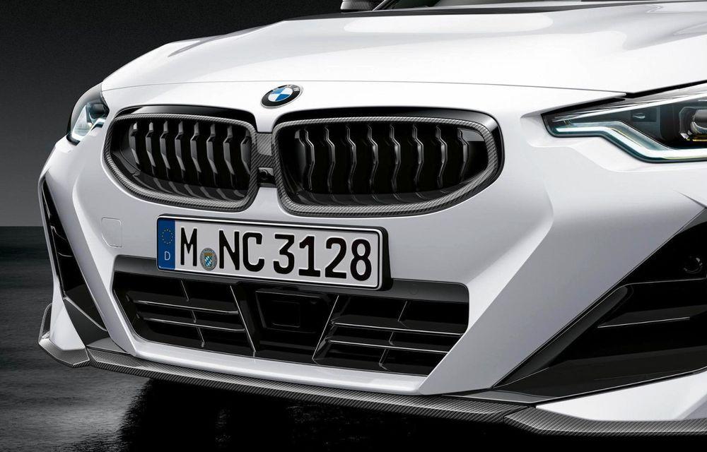 Noul BMW Seria 2 Coupe primește o serie de accesorii M Performance - Poza 4