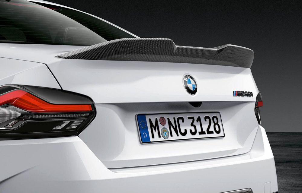 Noul BMW Seria 2 Coupe primește o serie de accesorii M Performance - Poza 9