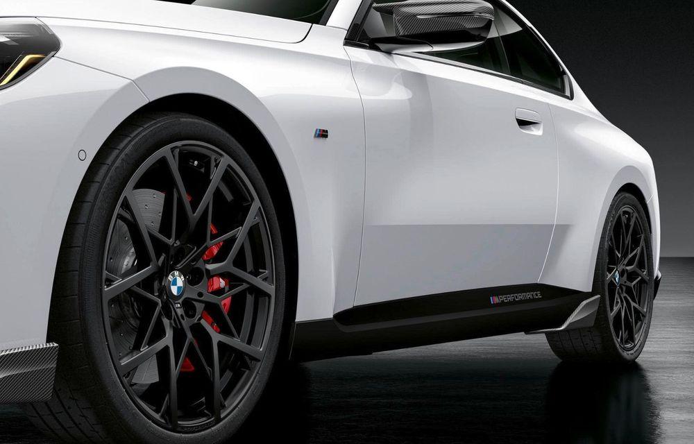 Noul BMW Seria 2 Coupe primește o serie de accesorii M Performance - Poza 6